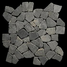 Grey Marble Large Random tiles