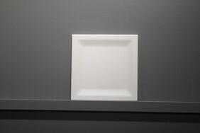 Essential - Insert -  Matt White - 3 sizes Avaiable