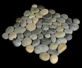 Java Grey Premium Pebble tiles