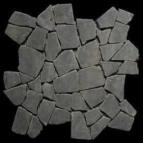 Black Basalt Large Random tiles