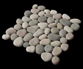 Sanur Mix Pebble Blend tiles